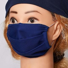 Katoenen mondmaskers en gezichtsschermen