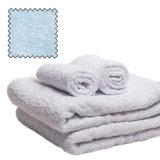 """Handdoek """"M"""" standaard badstof 3st _"""
