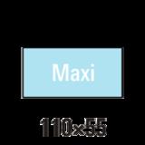 """Handdoek """"L"""" maxi badstof 2st_"""