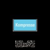 """Handdoek """"XS"""" kompressen badstof 7st_"""