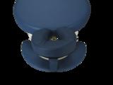 Massagetafel draagbaar Bestwood Ovaal deluxe blauw_