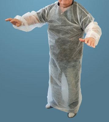 Beschermkleding transparent