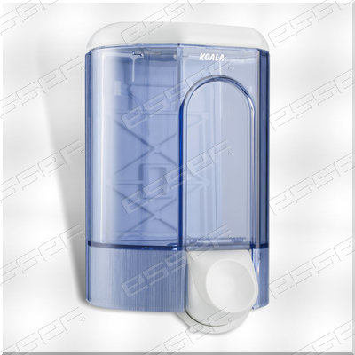 Handzeepdispenser transparent