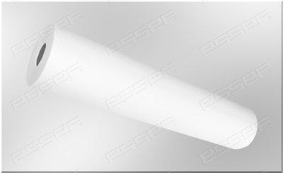 Onderzoektafelrol 2laags 1 rol wit (59cm)