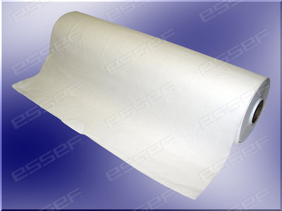 Onderzoektafelrol 2laags 1rol wit (50cm)