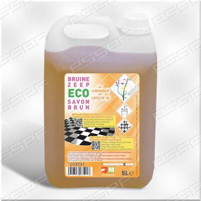 Koala Vloeibare Zeep Eco Bruin met Lijnzaadolie 5L