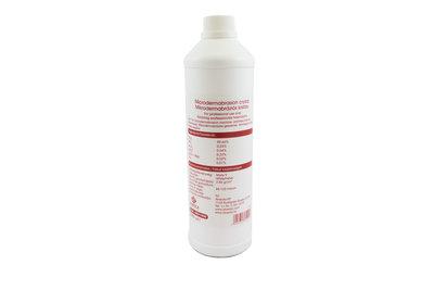 Microcrystal 2kg bottle microdermabrasie