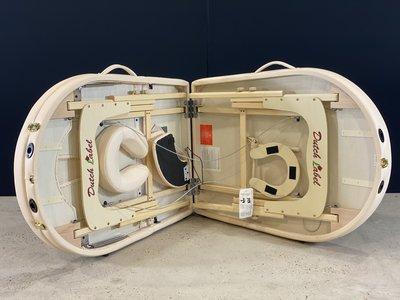 Table de massage portable Balance Pro Ovale beige
