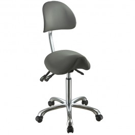 Royal Supremo Ponyseat tabouret Antraciet
