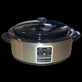 Hotstoneheater 6 liter