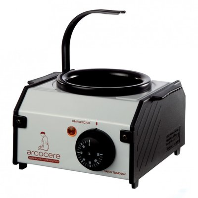 Wax Heater metal 400 ml 230V-50Hz, 140W