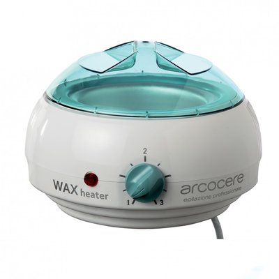 Wax Heater plastic 400 ml for jars and pots 230V- 50Hz, 100W