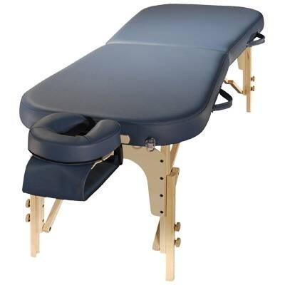 Massagetafel draagbaar Balance Pro Ovaal