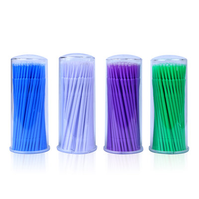 Micro Applicators small purple 100 st